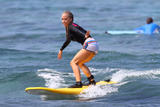 Kendra Wilkinson | Surfing in Hawaii | February 24 | 9 pics