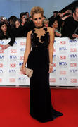 Catherine Tyldesley - National Television Awards 25th January 2012