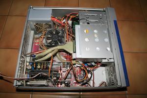 I/P: PC AMD Athlon XP 2500+