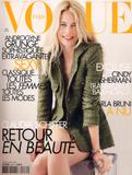 Claudia Schiffer Nude Pictures In Vogue Magazine