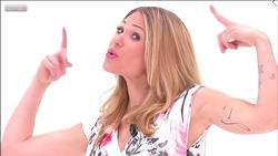 Jade Marcela: Ilary Blasi - Le Jene Show 21-04-11 HD