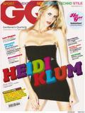 Heidi Klum - GQ Italy December 2008