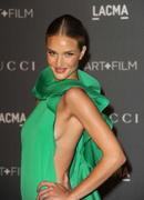 Rosie Huntington-Whiteley - LACMA Art + Gala in Los Angeles 10/27/12