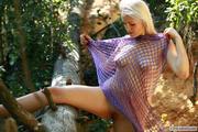 avErotica Slava - Violet Scarf  j1smxr1206.jpg
