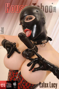 Latex Lucy – Latex Lady of Mystery!
