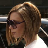 Victoria Beckham at Scott's Eatery in London