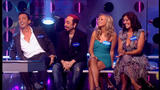 Ruthie Henshall & Carley Stenson | National Lottery Big Seven 5-9-09 | Cleavage/Leggy